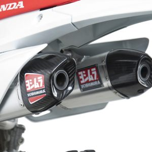 Yoshimura RS9 – Honda CRF 450 2013-14 – Stainless Exhaust System