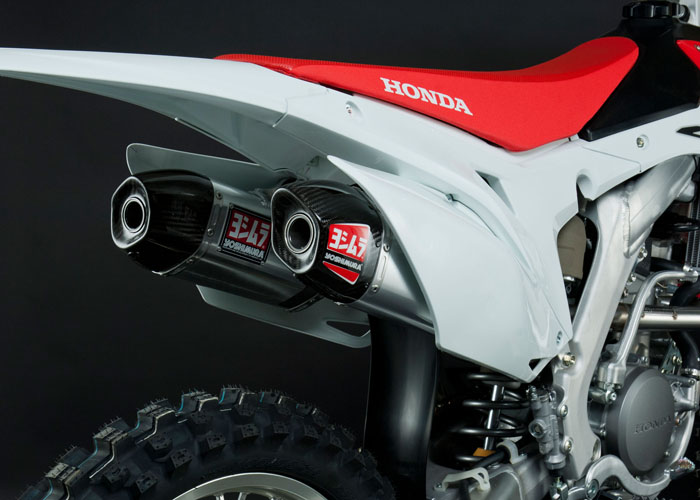 Yoshimura Rs9 Honda Crf 250 14 15 Stainless Exhaust System