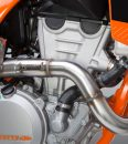 Yoshimura RS4 – KTM SX-F 250 2013-15 – Stainless Exhaust System