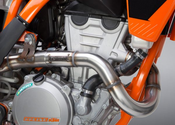 Yoshimura RS4 - KTM SX-F 250 2013-15 - Stainless Exhaust System