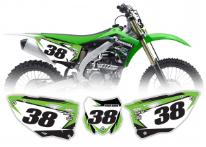 S5 Series Kawasaki Backgrounds