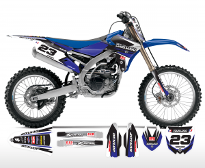 The Fettler Yamaha Graphics Kit Complete