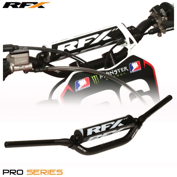 RFX Pro Series F8 Taper Bar 28.6mm Black