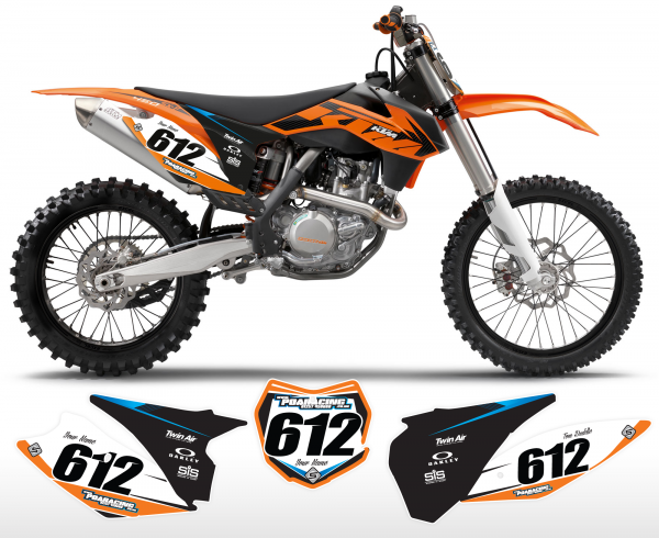 POA Series KTM Backgrounds