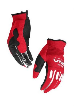 Oakley Factory MX Glove Red Line