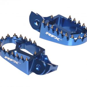 RFX Pro Footrests 2016 KTM SX/SXF 125-450 (Not EXC or SX250) Blue