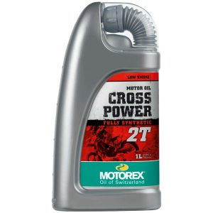 Motorex Crosspower 2T 1 Litre