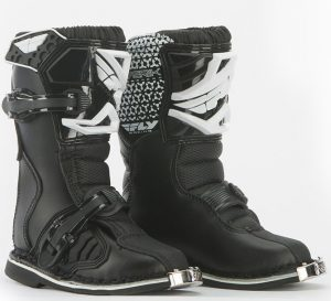 2017 Fly KIDS Maverick Boots Black
