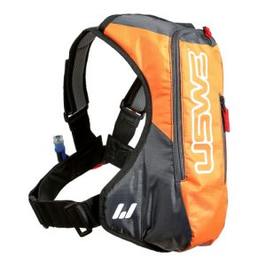USWE A2 Challenger 3.0 Litre Hydration Pack Orange/Grey
