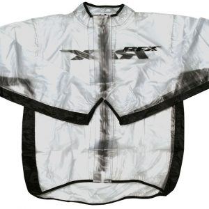 RFX Race Series Wet Jacket Clear/Black