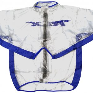 RFX Race Series Wet Jacket Clear/Blue