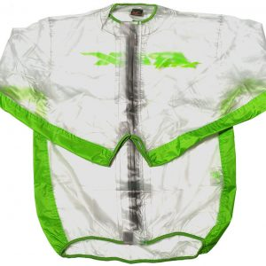 RFX Race Series Wet Jacket Clear/Green