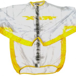 RFX Race Series Wet Jacket Clear/Yellow