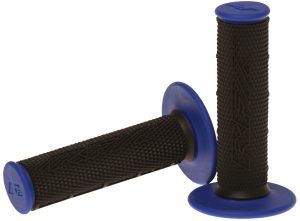 RFX Pro Series 201 Dual Compound Grips Black/Blue