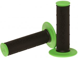RFX Pro Series 201 Dual Compound Grips Black/Green