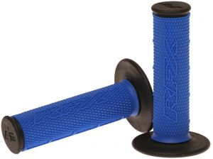 RFX Pro Series 202 Dual Compound Grips Blue/Black