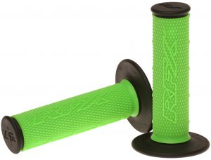 RFX Pro Series 202 Dual Compound Grips Green/Black