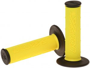 RFX Pro Series 202 Dual Compound Grips Yellow/Black