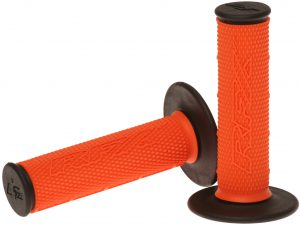 RFX Pro Series 202 Dual Compound Grips Orange/Black