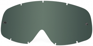 Oakley O Frame (2000) Dark Grey Tearoff Lens