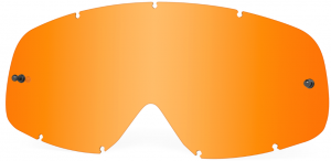 Oakley O Frame (2000) Persimmon (Orange) Tearoff Lens