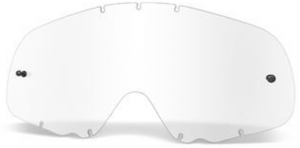 Oakley Crowbar Clear Tearoff Lens