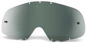 Oakley Crowbar Dark Grey Tearoff Lens