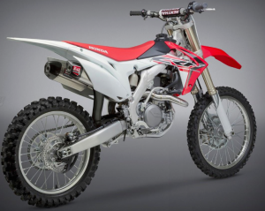 Yoshimura RS9 – Honda CRF 450 2015 – Stainless Exhaust System