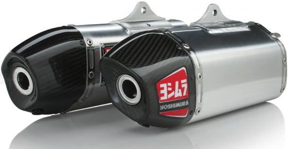 Yoshimura RS9 - Honda CRF 450 2015 - Stainless Exhaust System