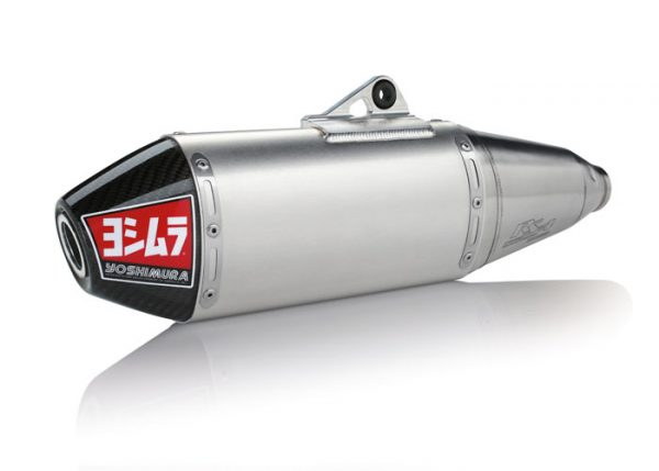 Yoshimura RS4 - Yamaha YZ 250F 14-15 - Stainless Exhaust System