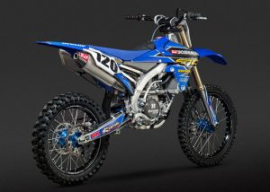 Yoshimura RS4 – Yamaha YZ 450F 14-15 – Stainless Exhaust System