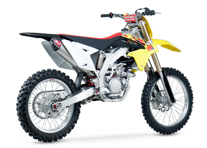 yoshimura rs4 suzuki rmz 450 08 15 stainless exhaust. Black Bedroom Furniture Sets. Home Design Ideas