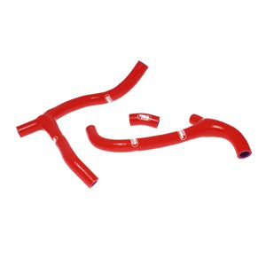 Samco Radiator Hoses Honda CRF 450 09-12 Red