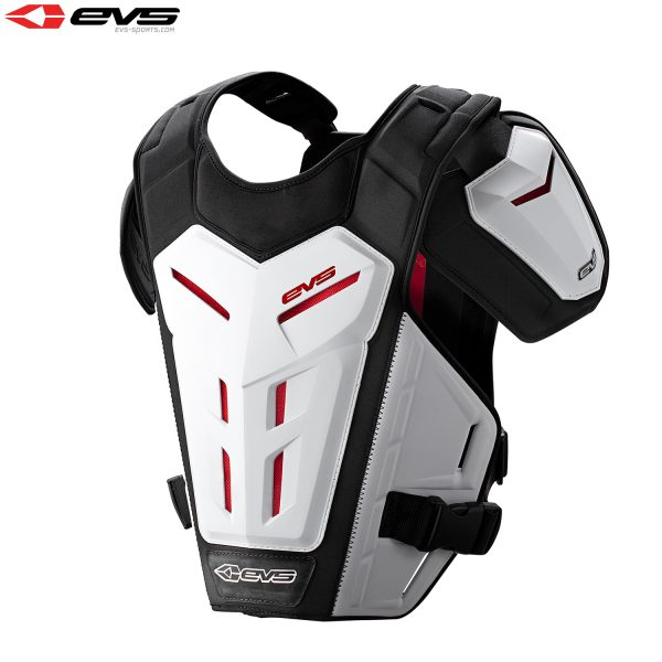 EVS Revo 5 Under Armour Adult White