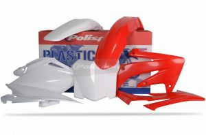 Polisport Plastic Kit HONDA CRF250R 2009 OEM Colour