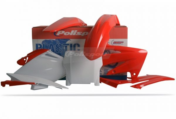 Polisport Plastic Kit HONDA CRF250R 06-07 OEM Colour