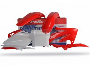 Polisport Plastic Kit HONDA CRF450R 2007 OEM Colour