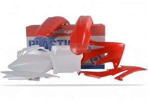 Polisport Plastic Kit HONDA CRF450R 05-06 OEM Colour