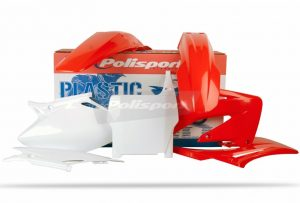Polisport Plastic Kit HONDA CRF450R 04 OEM Colour