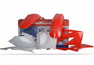 Polisport Plastic Kit HONDA CRF450R 02-03 OEM Colour