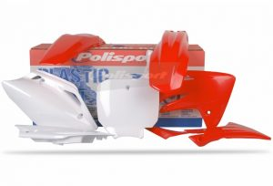 Polisport Plastic Kit HONDA CRF150R 07-16 OEM Colour