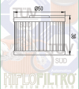 HIFLO Oil Filter KAWASAKI KXF450 2006-2015