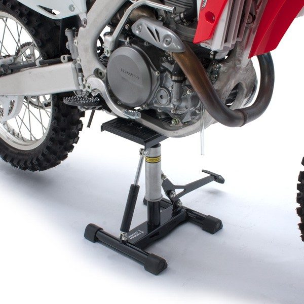 Unit Lift Stand Wide With Damper Black/Silver