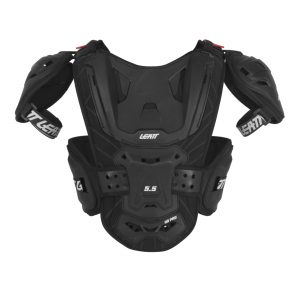 2017 Leatt 5.5 Pro HD Youth Chest Protector Black