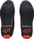2017 Fox Comp 5 YOUTH Boot Orange