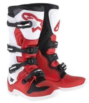 2017 Alpinestars Tech 5 Boot Red/Black/White