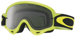 Oakley O Frame Goggle Heritage Green/Yellow – Grey Lens