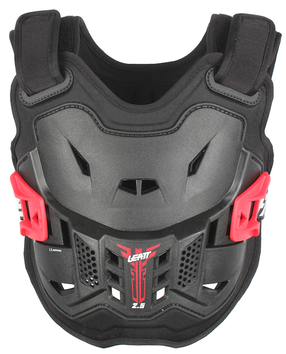 2017 Leatt 2.5 Kids Chest Protector Black