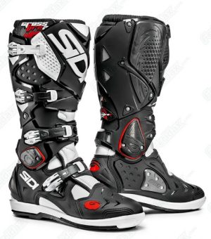 2017 Sidi Crossfire 2 SRS Boot Black/White