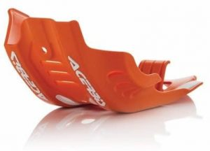 Acerbis Skid Plate KTM SXF 450 2016-2018 Orange
